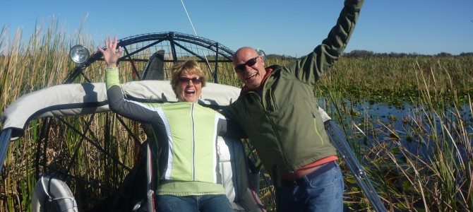 AIR BOAT 'RIDE'